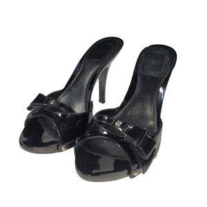 Dior City Clog Sandals